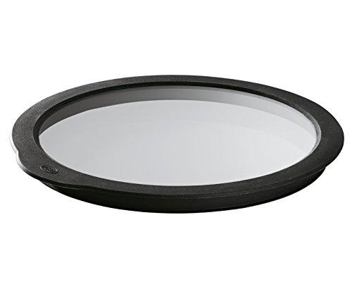 Rösle 25135 Frischhaltedeckel aus Glas, transparent, 20 cm