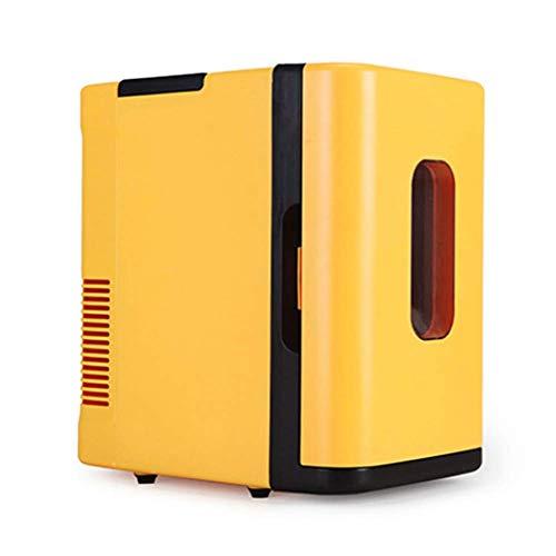 FZYE Mini Nevera con congelador Vintage, Bonita y Barata, al Aire Libre,...