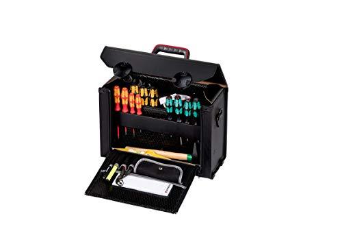 Parat 14000581 Maleta de herramientas, negro, 415 x 165 x 175 mm