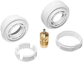 Danfoss - Grifería gas de radiador - Adaptador para cuerpo RAV y RAVL - : 014G0250