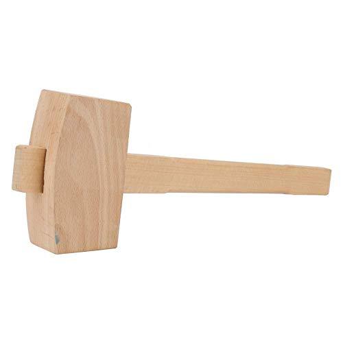 Professionelle Holzbearbeitung Holzhammer Holzklopfen Holzwerkzeug für Tischler(L)