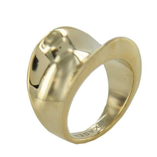Skagen Designs UK - Anello, Acciaio INOX
