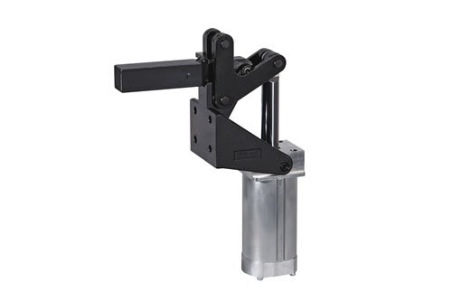 DE-STA-CO 868 Pneumatic Hold Down Action Clamp
