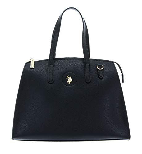 U.S. POLO ASSN. Handle Bag Jones S Black