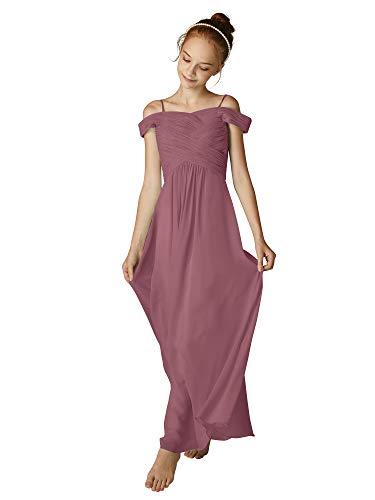Off the Shoulder Wedding Dress Girl in Desert