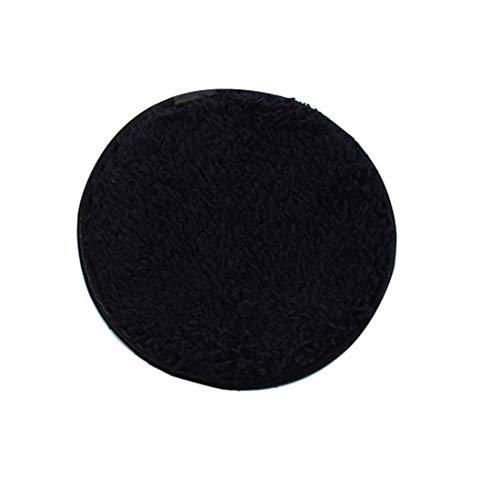 1PC suave microfibra Desmaquillador toalla de tela de toalla de ratón Remover Limpiador facial Desmaquillador Toalla Agua Clara uso perezoso