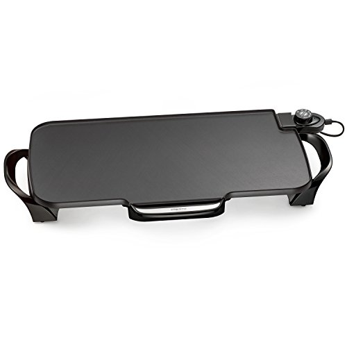 Best Overall: Presto 07061 22-inch Electric Griddle