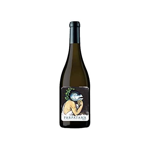 Vino blanco Parpatana de 75 cl - D.O. Tierra de Cadiz - Cooperativa de Trebujena (Pack de 1 botella)