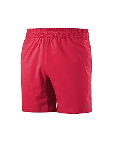 Head Club Short Men Pantalones Cortos, Hombre, Rojo,...