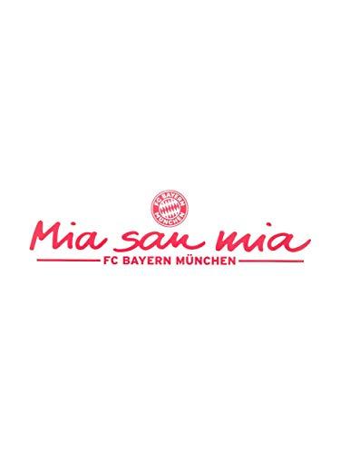 FC Bayern München Autoaufkleber mia san mia