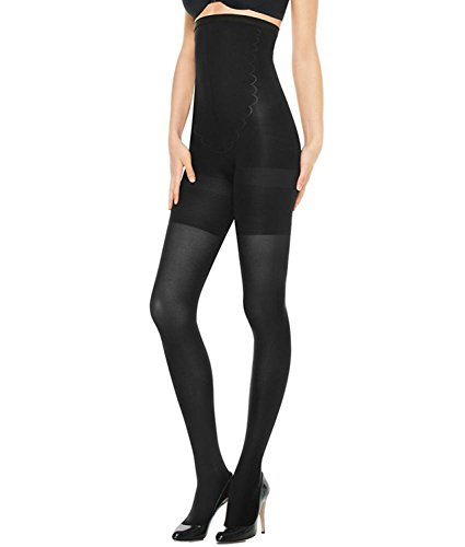 ASSETS Red Hot Label High Waist Shaping Tights 1838 4/D, Black