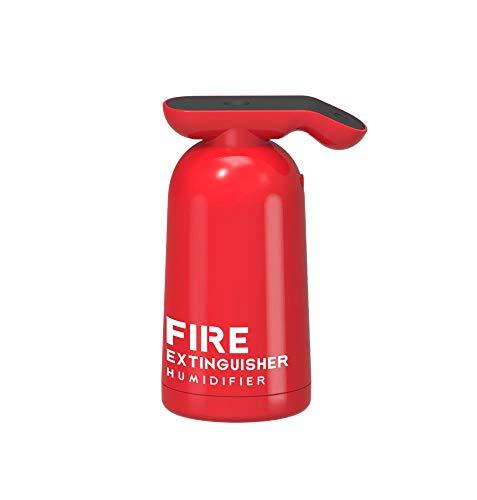NOBRAND Imitatie Brandblusser Luchtbevochtiger Usb Brandblusser Mini Draagbare Luchtbevochtiging Zuivering Thuis Kantoor Luchtbevochtiger