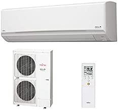 Fujitsu Halcyon 30,000BTU Mini-Split Ductless System Wall Mounted Extra Low Temp Heat Pump - 30RLXEH
