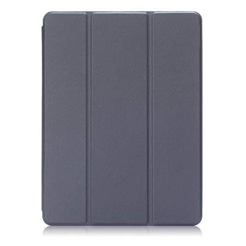 GHC PAD Cases & Covers For iPad Air 3 10.5' 2019, Soft Flexible Rubberized Trifold Smart Case Tablet Case for iPad Pro 10.5''A2152/2123/2153 (Color : For IPad Air3 GY)