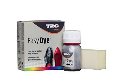 Tinte para calzado y complementos de piel TRG Easy dye # 403 Plata brillante 25ml