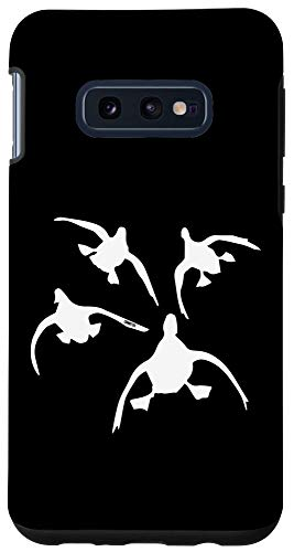 Galaxy S10e Duck Hunting Phone Case Case