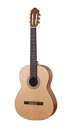 "Yamaha C40MII Guitarra Clásica Guitarra 4/4 de madera, 65 cm 25 9/16"", 6 cuerdas de nylon, Color Natural (Acabado mate)"
