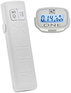RADEX ONE Personal RAD Safety, High Sensitivity Compact Personal Dosimeter, Geiger Counter, Radiation detector w/ Software (U.S. version)