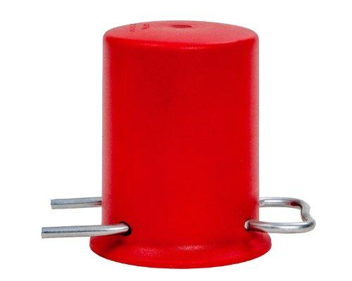 Rote Schutzkappe für 3kg 5kg und 11kg Propangasflaschen