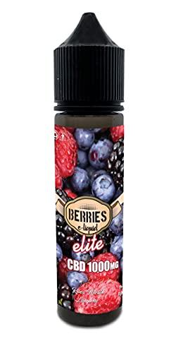 crystalcbd Berries 1000 Elite 50ml mit...