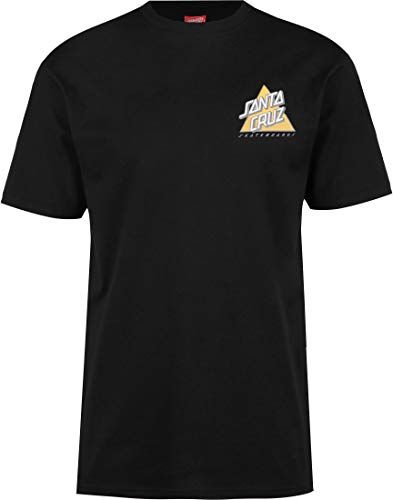 SANTA CRUZ Not a DOT T-Shirt Black