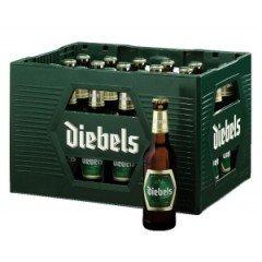 24 Flaschen Diebels Alt Altbier a 0,33...
