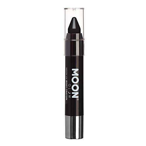 Moon Glow – Stick de peinture intense fluo UV - Noir