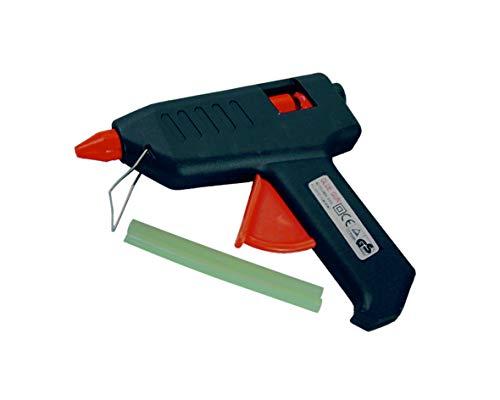 KIPPEN 4000 Pistola per Colla a Caldo 40 Watt, Nero