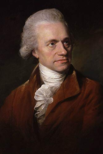 William Herschel notebook - achieve your goals, perfect 120 lined pages #1 (William Herschel Notebooks, Band 1)