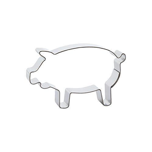Der-Ideen-Shop 1 Keks - Ausstecher Schwein