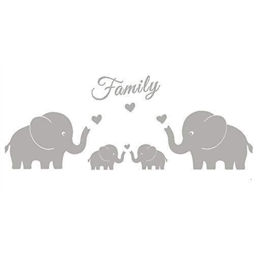 Elephants Family Parents Elephant Nursery
