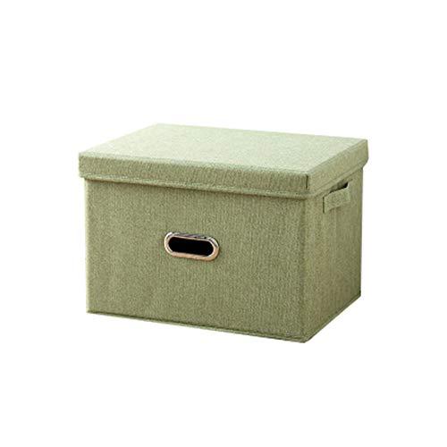 OFAY opvouwbare opbergdoos - opbergkubus mandje, een container voor plankkast boekenkast doos dikke stof lade