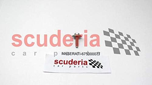 Maserati 675000077 Screw Max 64% OFF Genuine Max 48% OFF OEM Quattropor Fits Ghibli Part