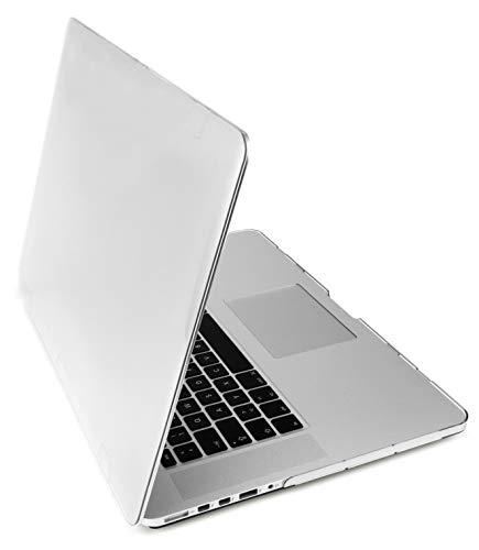 MyGadget Hülle Crystal Clear Hülle für Apple MacBook Pro Retina 15