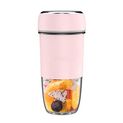 BABI Draagbare Blender USB Oplaadbare Persoonlijke Blender Fruit Blender voor Smoothies, IJs, Milkshakes, Bevroren Fruit en Groente Dranken