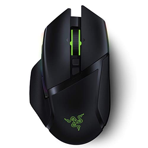 Razer Basilisk Ultimate HyperSpeed Wireless Gaming Mouse:...
