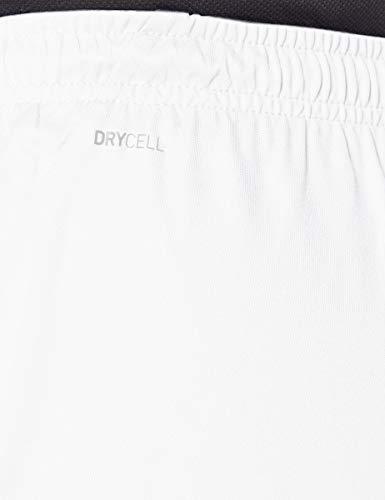 PUMA PUMA Herren Liga Shorts Core with Brief Hose, White Black, 3XL