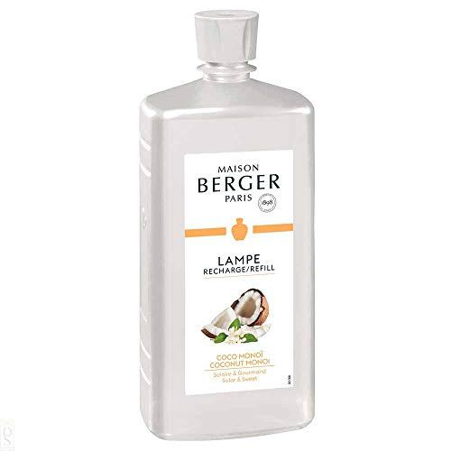 Lampe Berger Raumduft Nachfüllpack Coco Monoï / Kokos Monoi 1 L