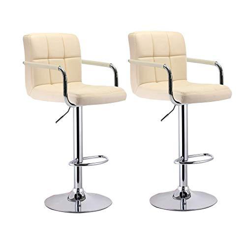 Stab-Stuhl-Tool verwendet PU-Leder Stuhl Oberflächenrückenlehne hoch Hocker Freizeit mit hohen Dichte Schwamm filling Moderne Minimalist Unterstützung Design Leder-Stuhls + Metallbeschläge Geschenk