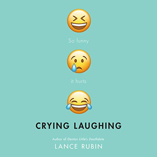 Crying Laughing cover art