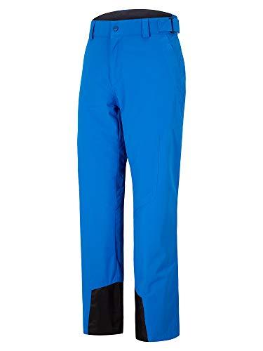 Ziener Herren Paskal Pant Ski Snowboard-Hose/Atmungsaktiv, Wasserdicht, true blue, 50