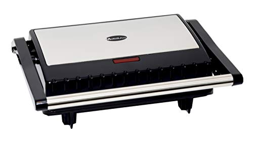 Maxell Power CE SANDWICHERA Grill PANINI PEQUEÑA 750W Antiadherente 230X145MM Plancha Garantia MP-GP750