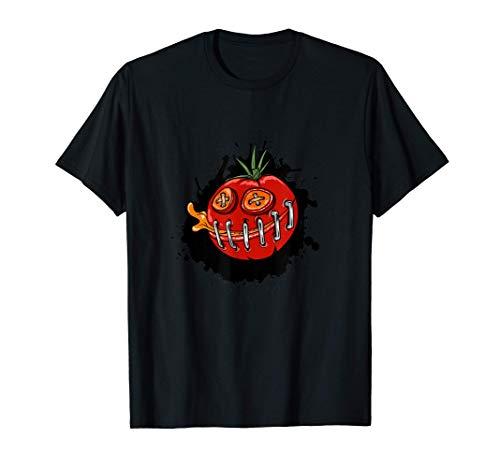 lustige Tomate für Gärtner aus dem Garten für Tomaten Fans T-Shirt