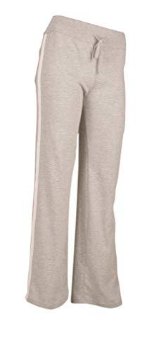 Avento 31AH Pantalon de Jogging Femme, Vert/Blanc, Taille 52