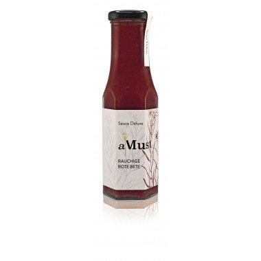 AMUST Rauchige rote Bete Sauce Deluxe von WAJOS - 250g