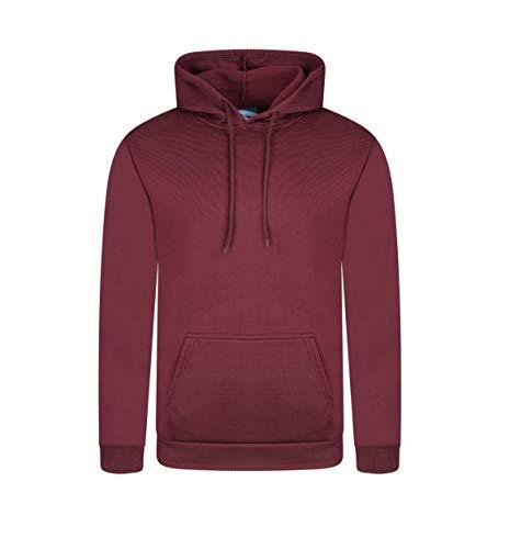 mens hooded sweatshirt regular fit