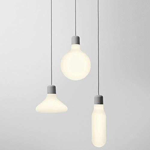 xihongshi Moderne hanglamp Minimalist van glas, magische fles, creatieve Scandinavische persoonlijkheid, kaarsen, nachtkastje in de slaapkamer
