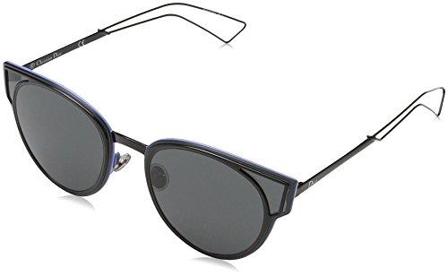 Dior Damen DIORSCULPT P9 006 63 Sonnenbrille, Schwarz (Black/Grey)