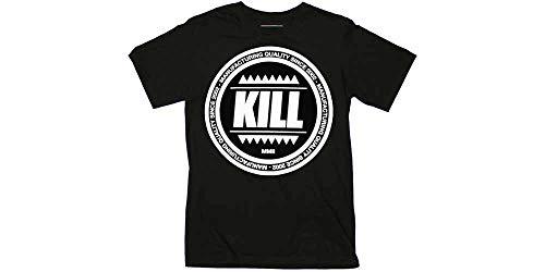 Kill Brand: Swag Logo Circle (black) (T-Shirt Unisex Tg. S) [Italia]