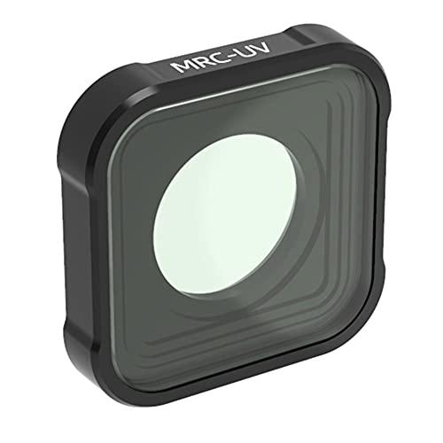 Moligin Linsenfilter Objektiv ND Filter für Schwarze GoPro Hero 9 Kamera Kameraobjektivfilter, 5 Filter (MC UV CPL ND8 ND16 ND32)
